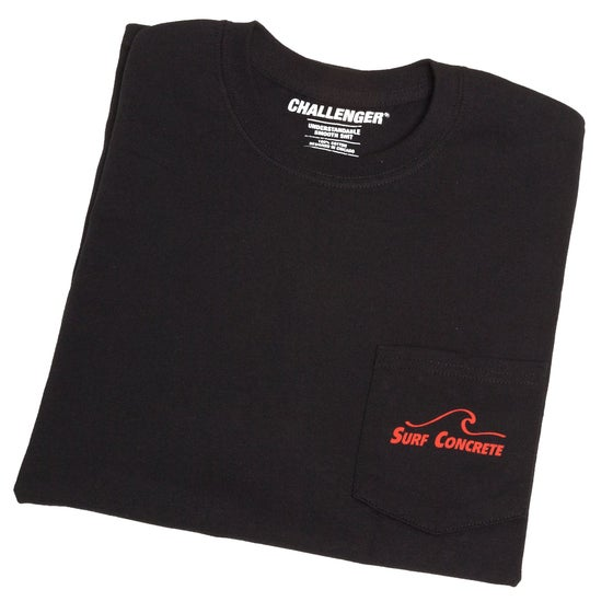 Image of Challenger Surf Concrete T-Shirt