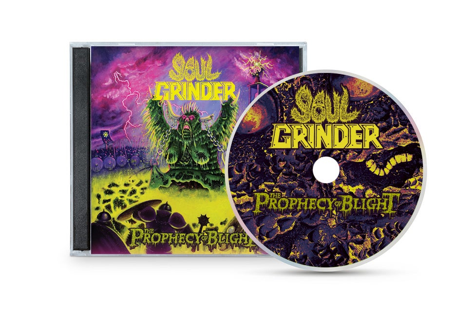 Image of The Prophecy of Blight CD