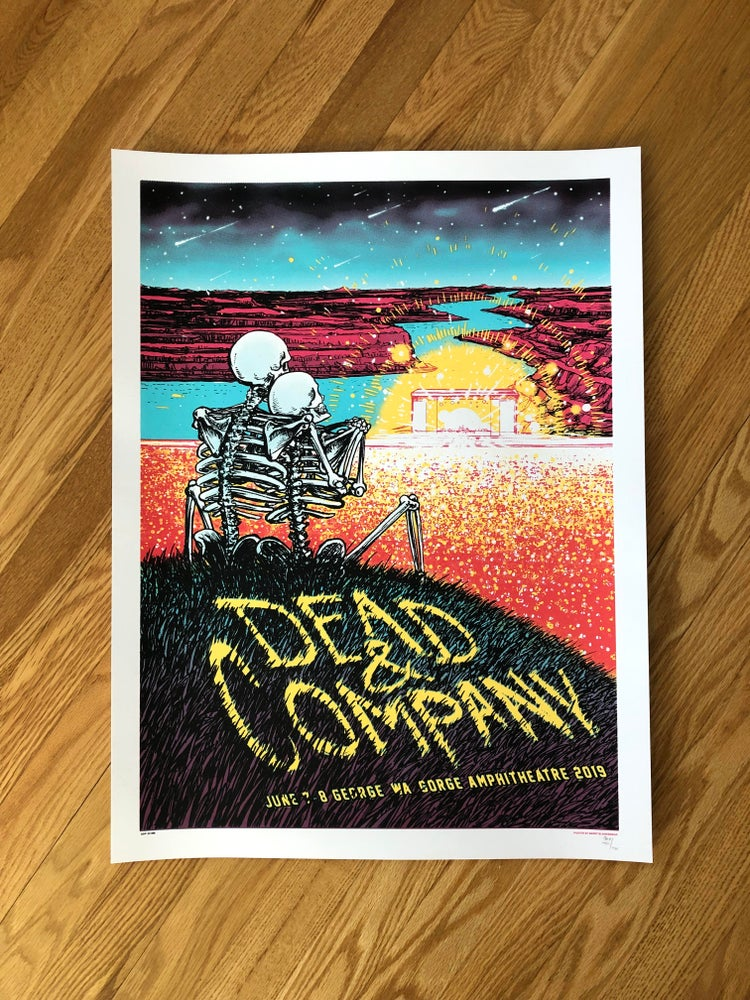 Image of Dead & Company At The Gorge, WA 7-8 2019