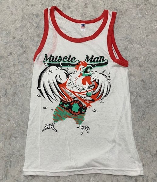 Image of Muscle Man Unisex Tank-Top