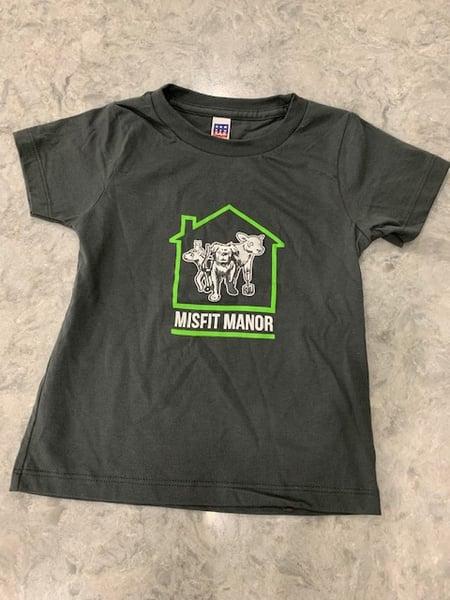Image of Misfit Manor Toddler Shirt