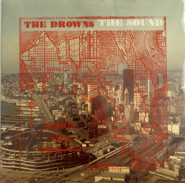 Image of NEW The Drowns - The Sound 7""