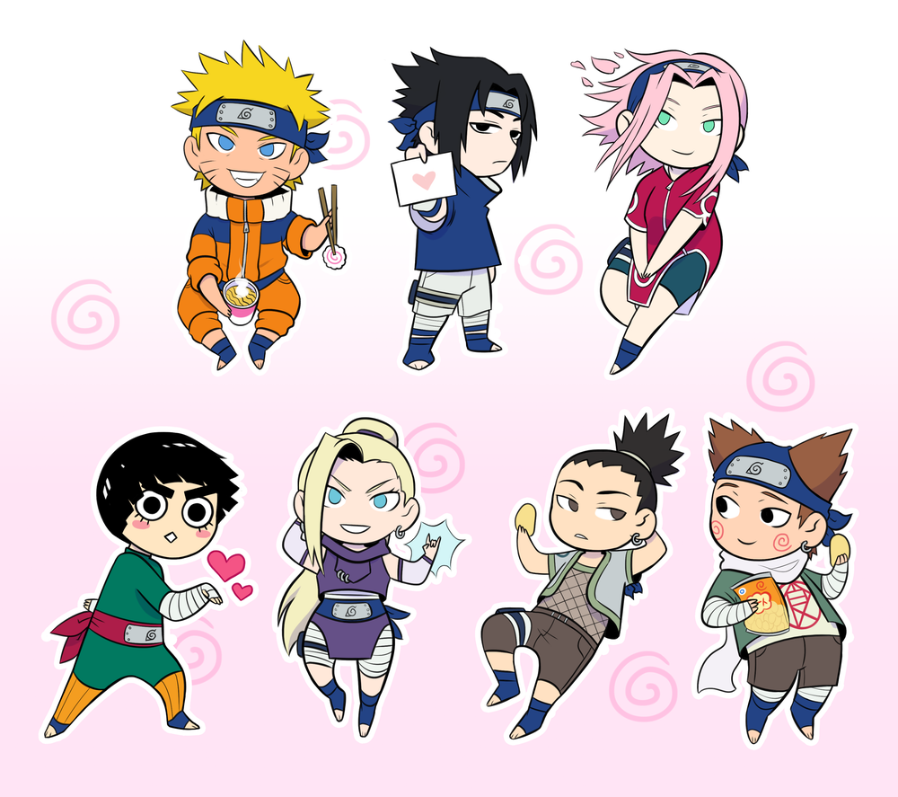 Image of Ninja Charms