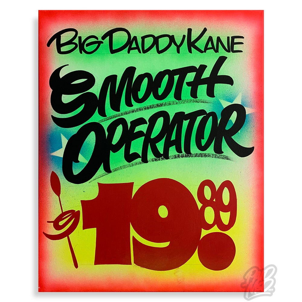 "Image of 16"" x 20"" - Smooth Operator"