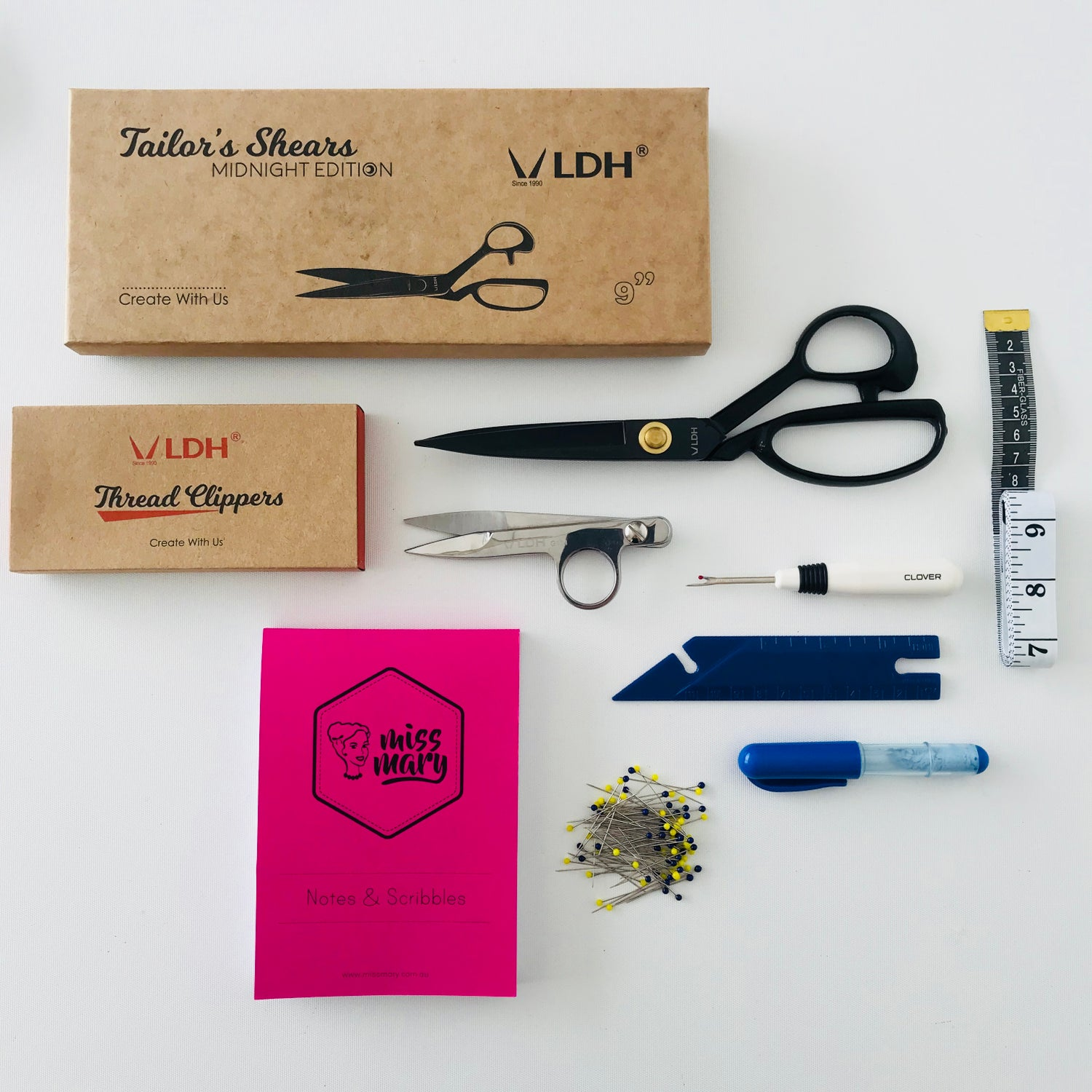 Image of Kids Premium Sewing Kit