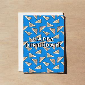 Image of Aussie Fairy Bread - Birthday Card