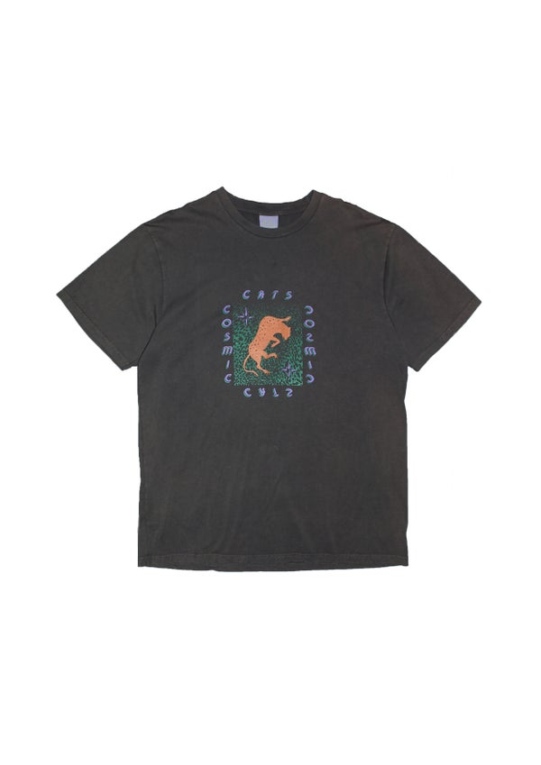 Image of Cosmic Cats Tee