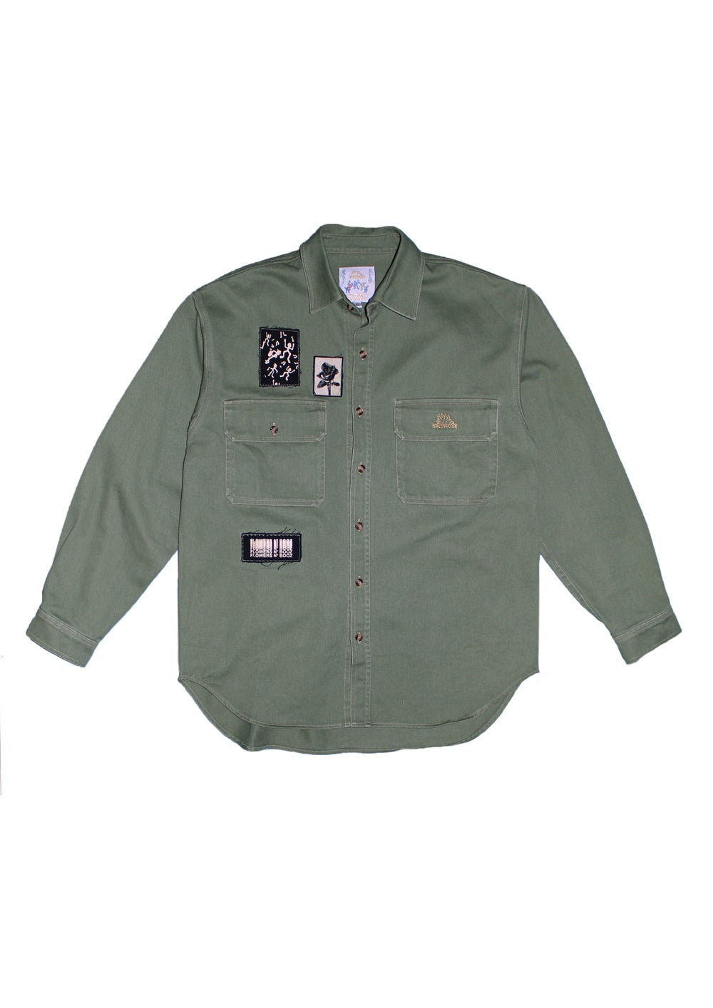 Member Jacket - Trident Green
