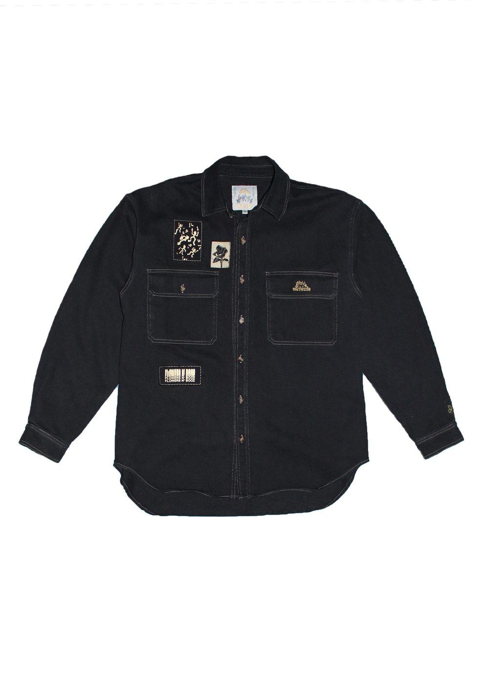 Member Jacket - Granite Black