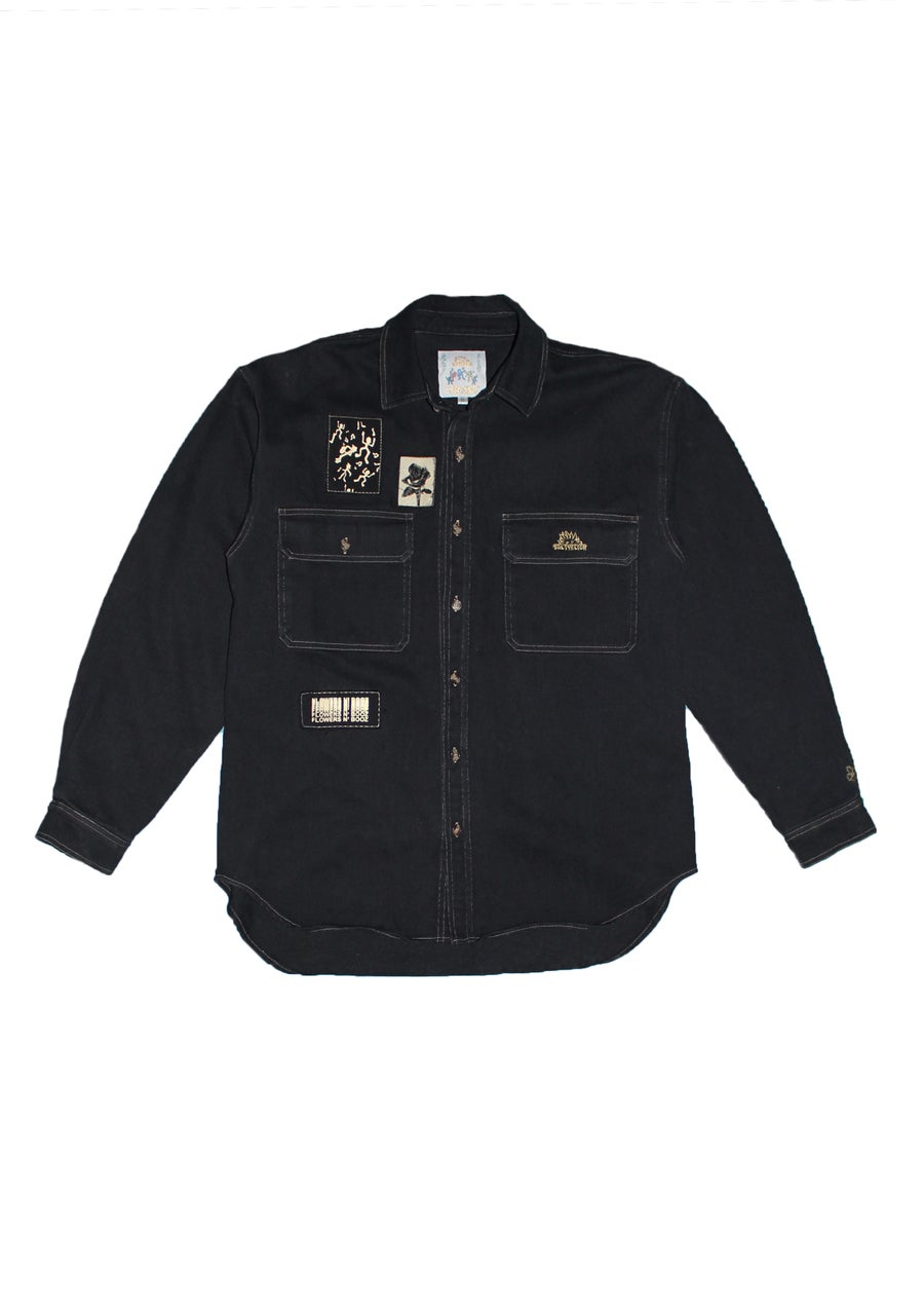 Image of Member Jacket - Granite Black