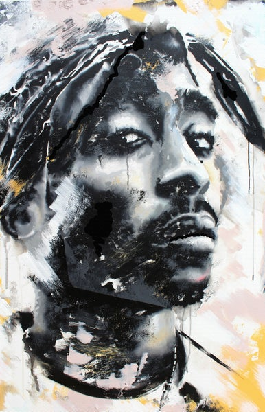 Image of Tupac (Limited Edition Print)
