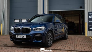 Image of BMW X3 / X4 GO1 / GO2 Eibach Lowering Springs (30d 40d)