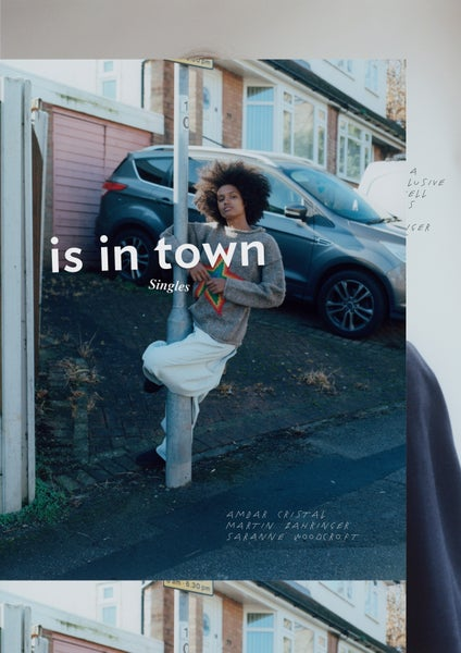 Image of is in town x singles, cover 5