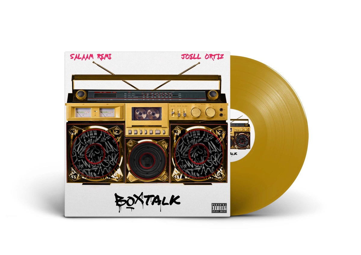 "Image of BoxTalk EP  12"" (Limited edition Color Vinyl)"