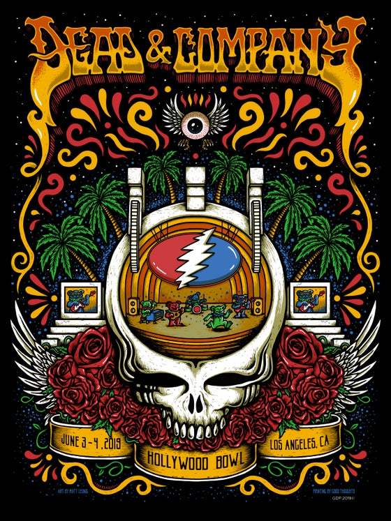 Image of Dead and Company @ Los Angeles, CA - 2019