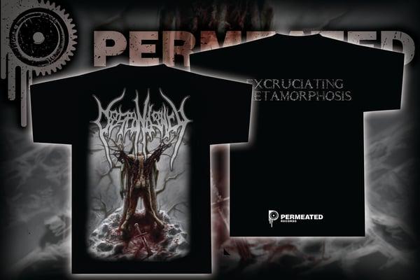 Image of Despondency - Excruciating Metamorphosis - Artwork T-Shirt