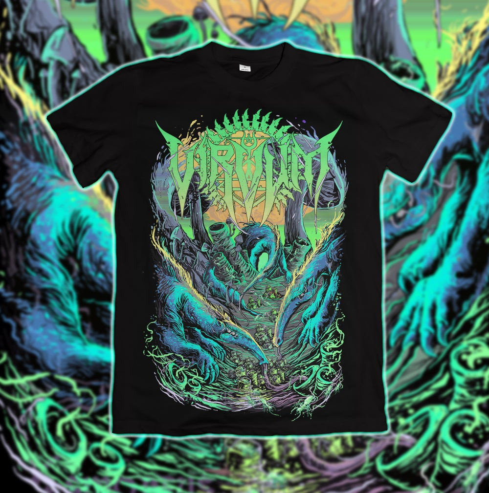 "Shirt ""Ant Eater"" (US Stock)"