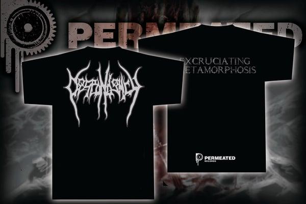 Image of Despondency - Excruciating Metamorphosis - LOGO - T-Shirt