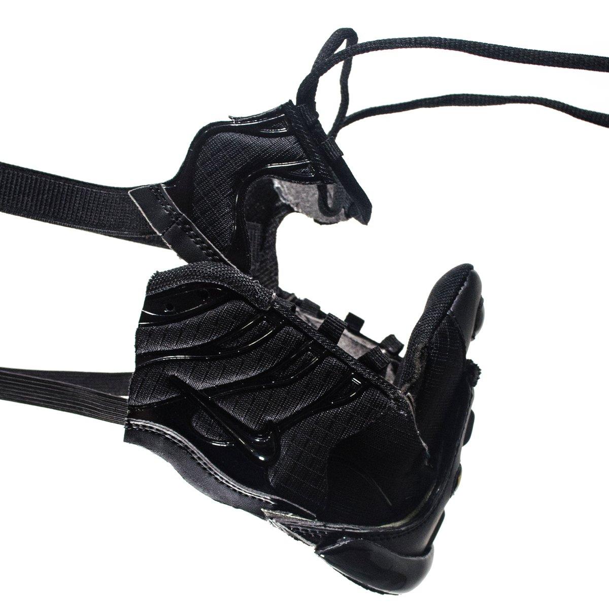 Image of SNEAKER MASK - / BLACK - BLACK / - HEAD PIECE