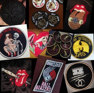 Image of Patch Of The Month Club