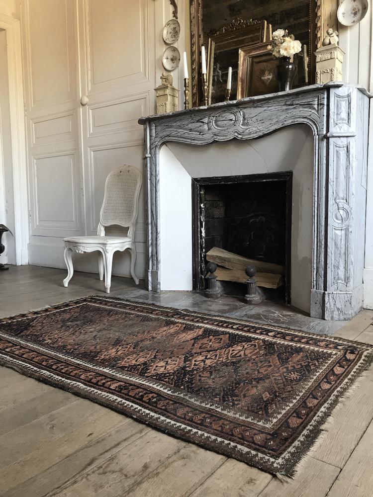 Image of oriental carpet