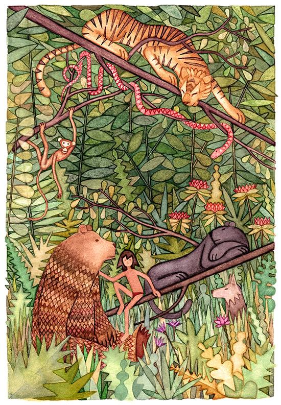 Image of Jungle book