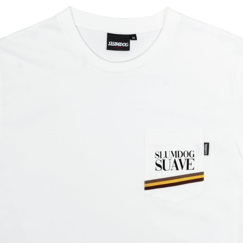Image of SUAVE TEE <br> WHITE