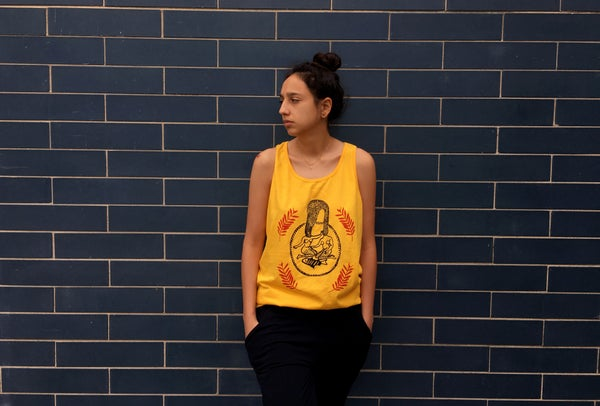 """Image of """"Celebrate uniqueness & Connection""""  Unisex Tank Top"""