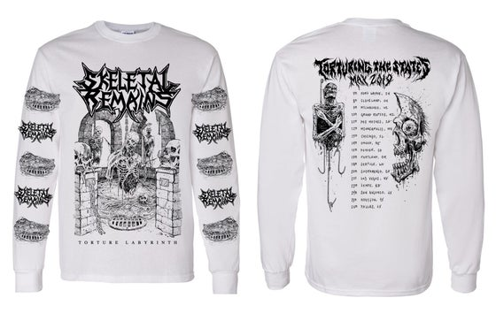 Image of Torture Labyrinth Longsleeve/Baseball