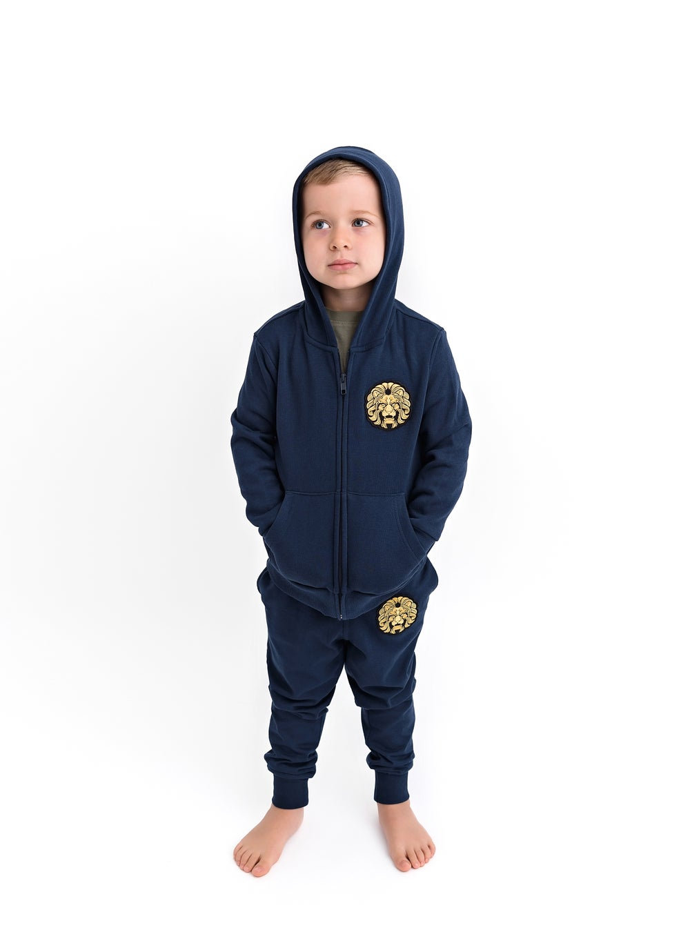 Image of Navy Tracksuit