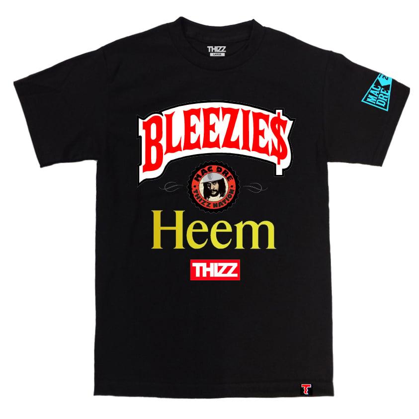 Image of BLEEZIES & HEEM - MAC DRE 2019