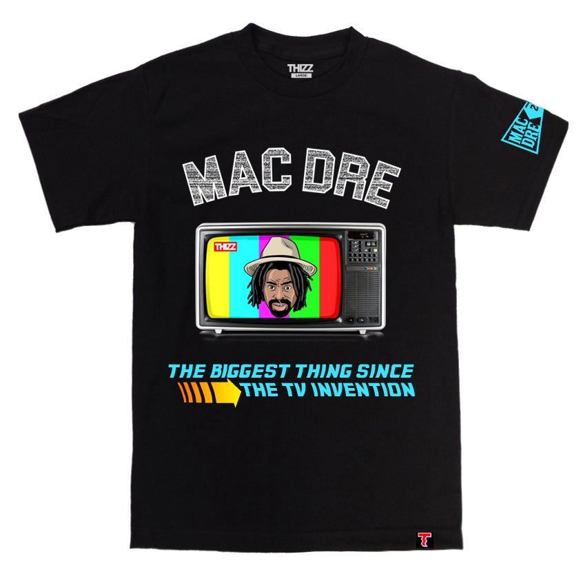 Image of TV INVENTION - MAC DRE 2019