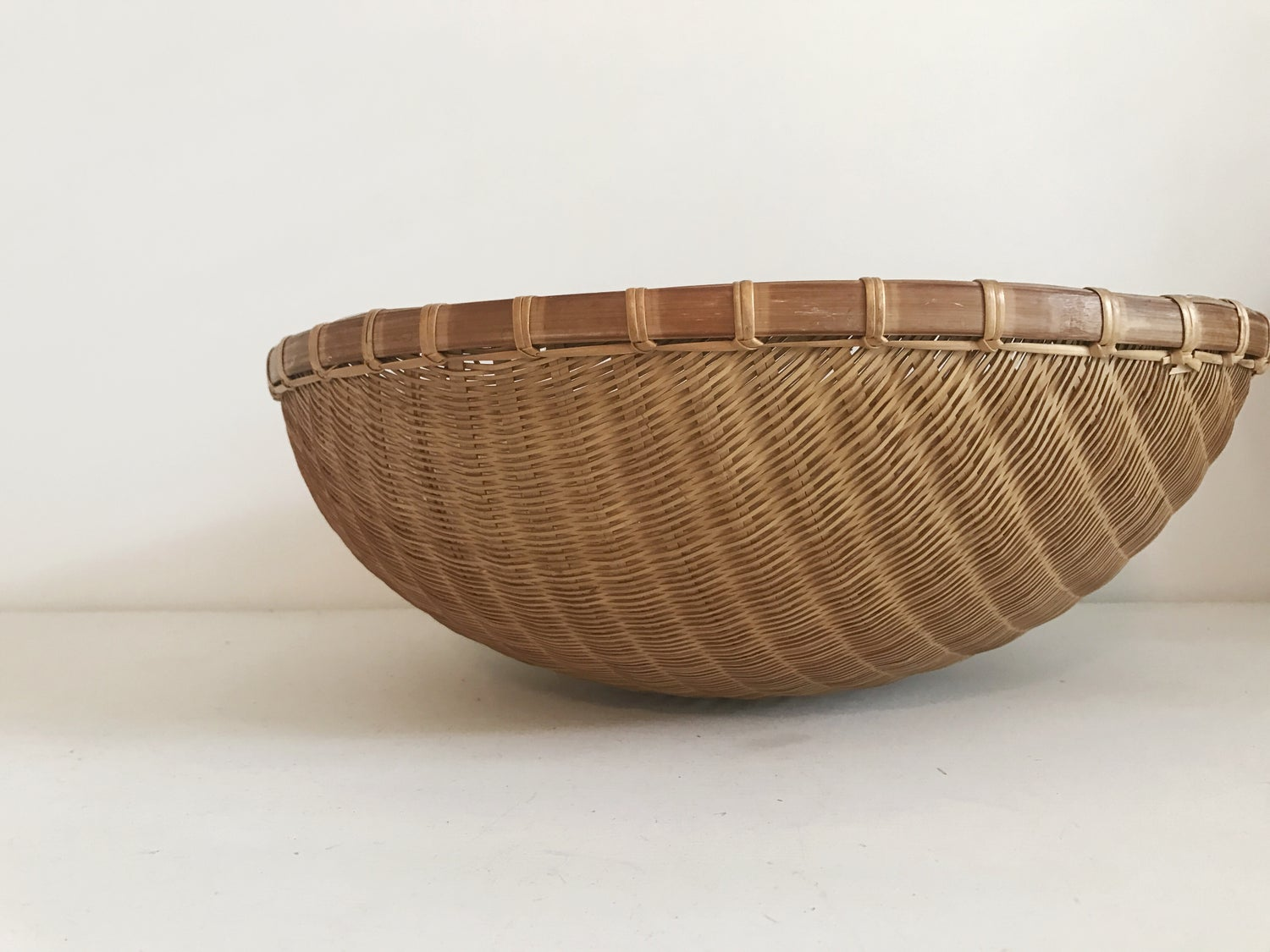 Image of Woven Fruit Bowl