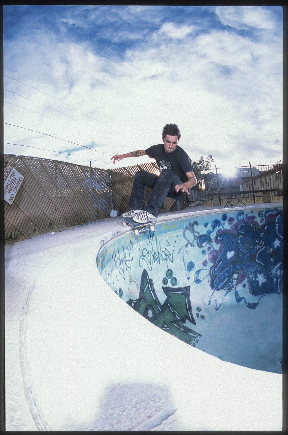 Image of Tony Trujillo, Arizona 2006, Anti Hero trip, by Tobin Yelland