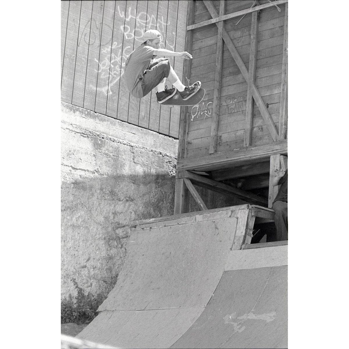 Image of Julien Stranger, Hunters Point San Francisco 1992 (0004-101-32)