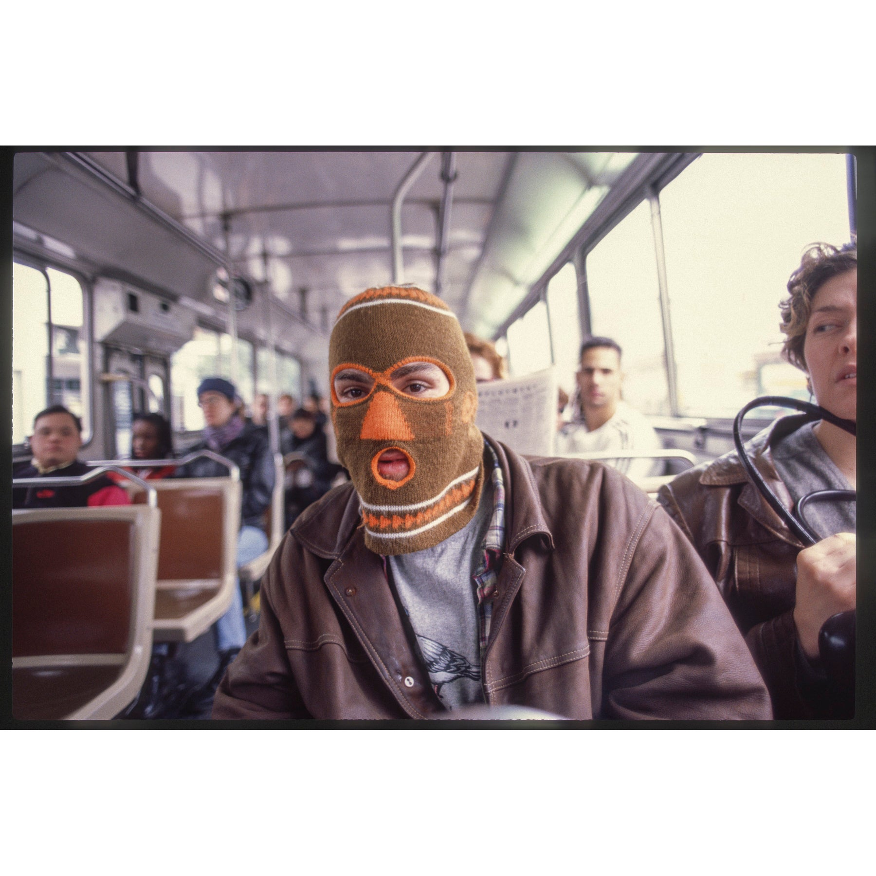 Image of Sean Young San Francisco 1998-0105-09 Anti Hero skater, by Tobin Yelland