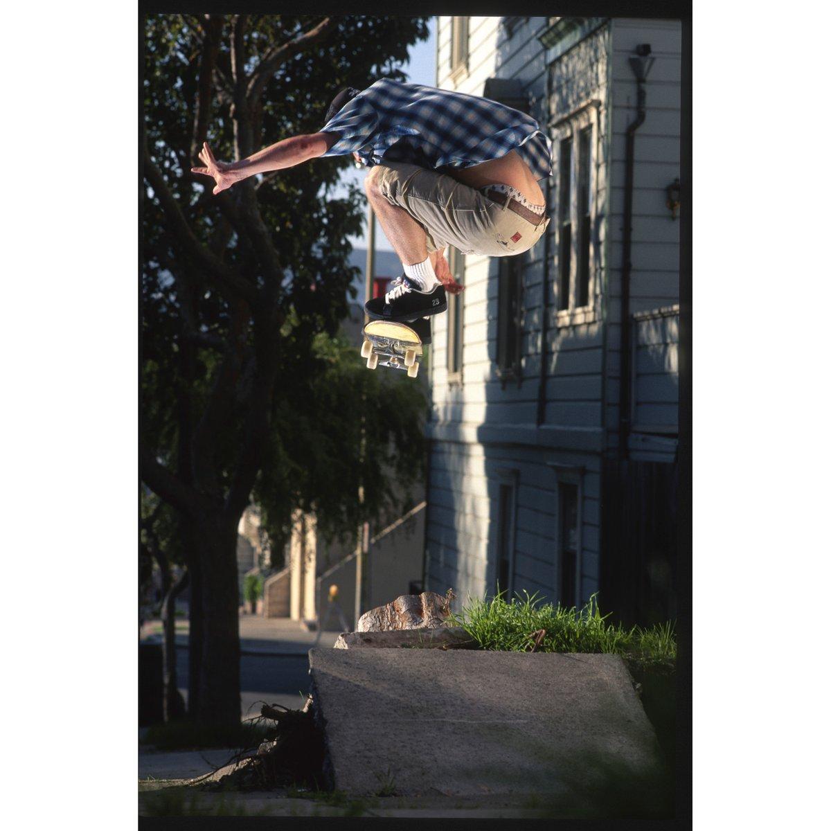 Image of John Cardiel San Francisco 1995