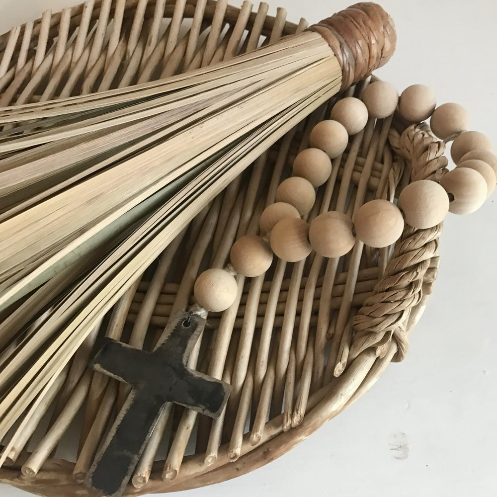 Image of Palm Whisk Broom