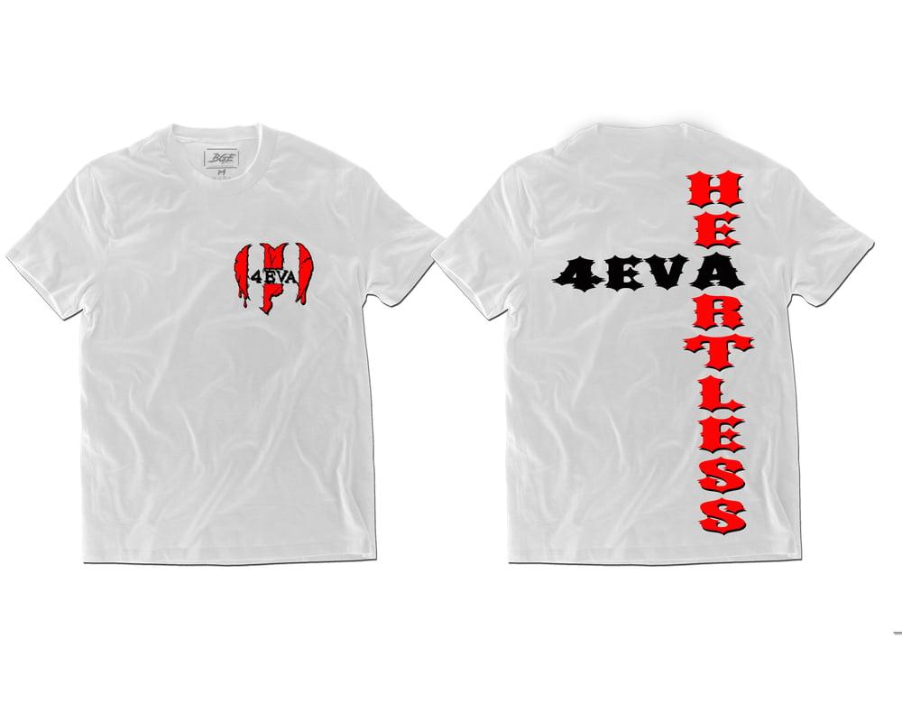 "Image of ""4EVA HEARTLESS TEE"""