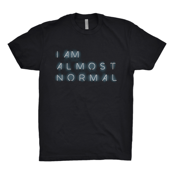 Image of I Am Almost Normal Tee