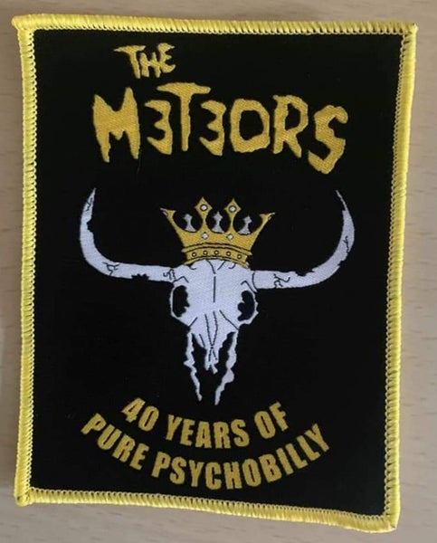 Image of Limited Edition 40th Anniversary Patch