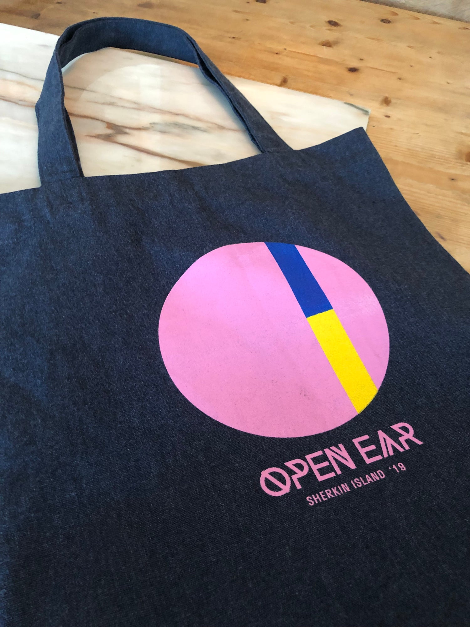 Image of Organic Open Ear Tote Bag