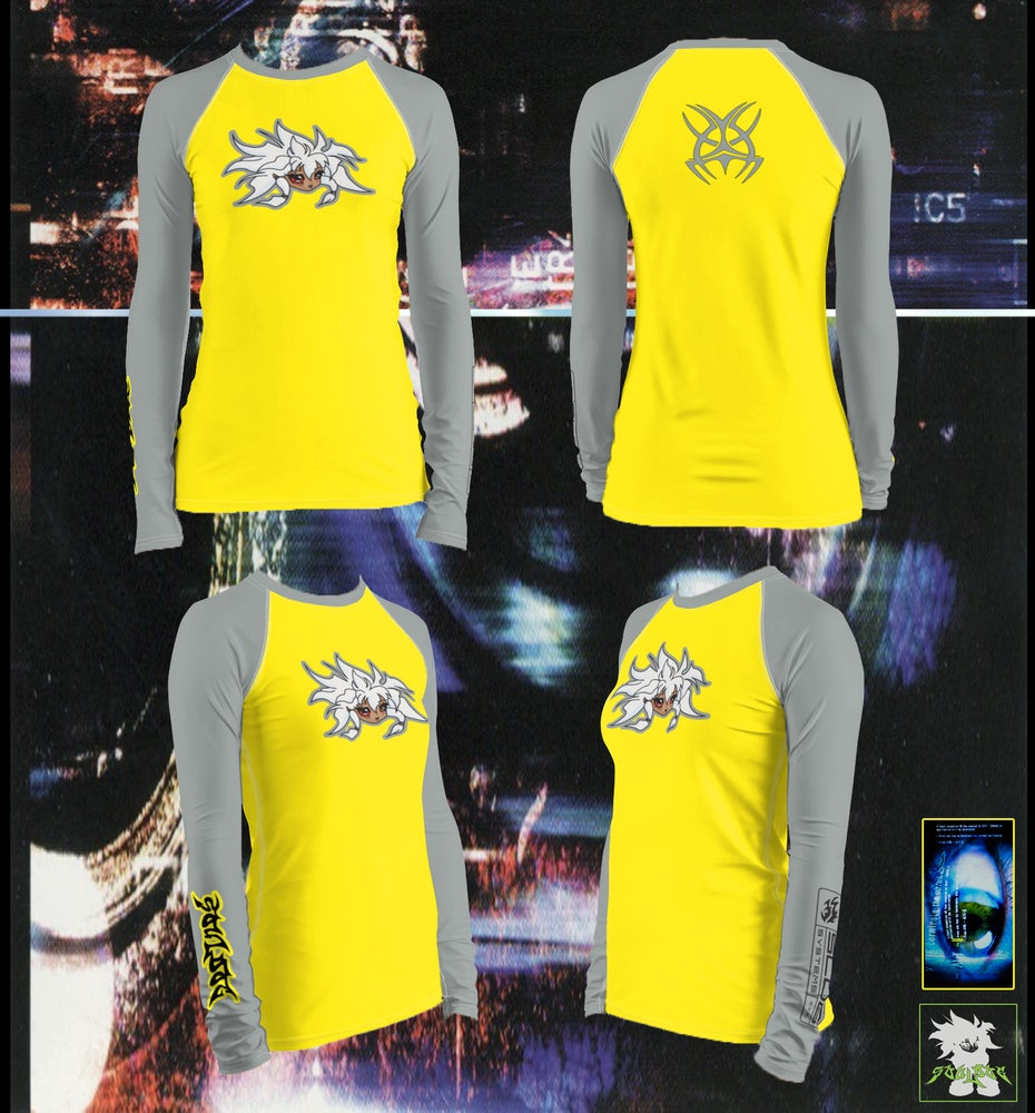 Image of Override Rash Guard
