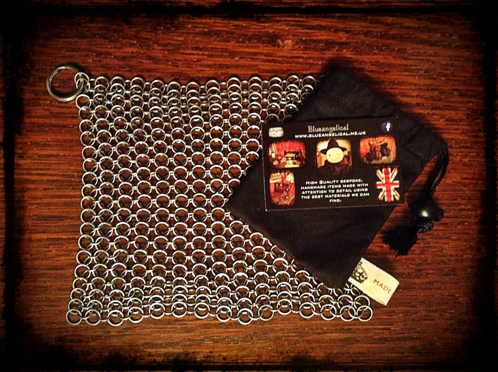 Image of ChainMail Cleaner & Pouch