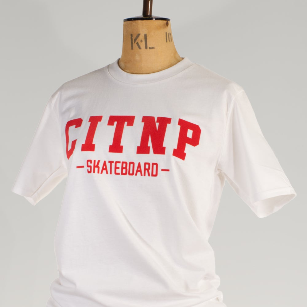 Image of CITNP -Skateboard- Tee