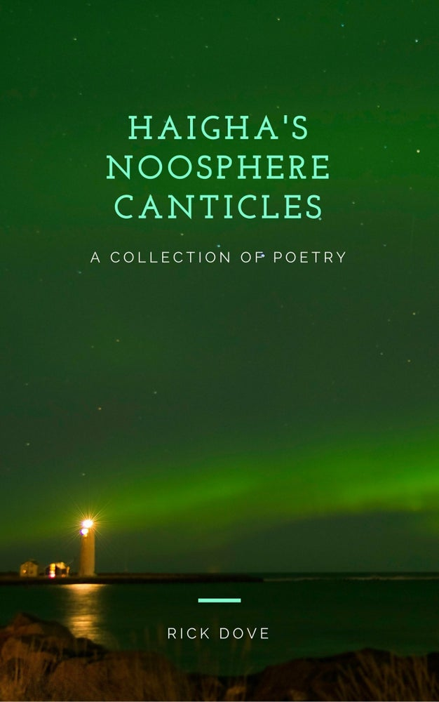 Image of Haigha's Noosphere Canticles - Signed Copy