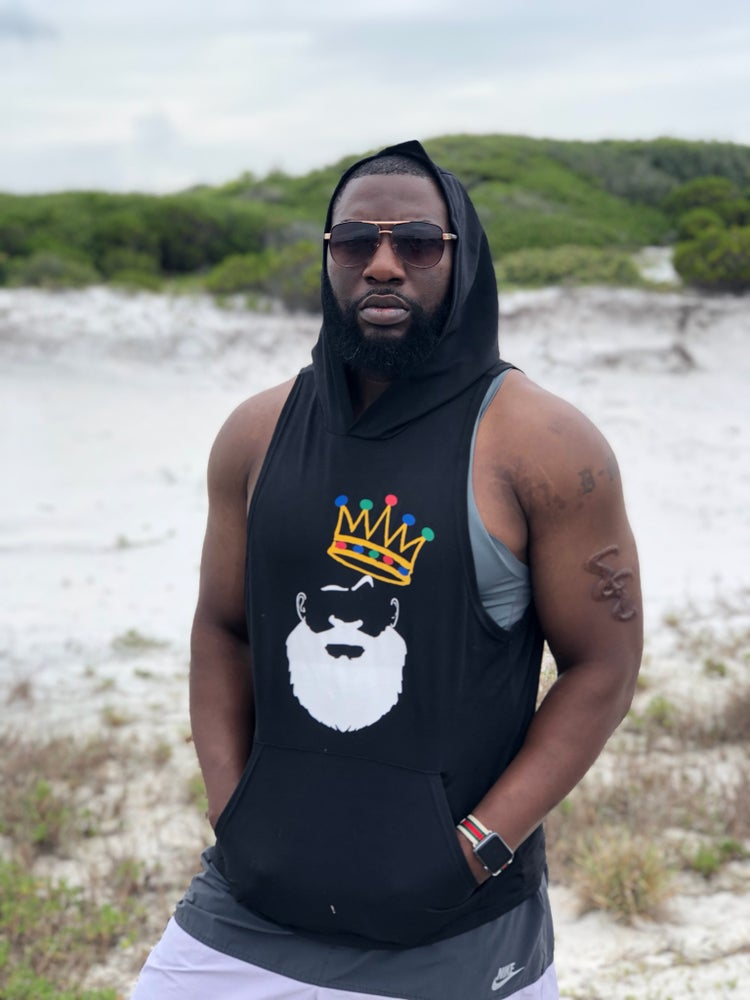 Image of Hooded Fitness Tank