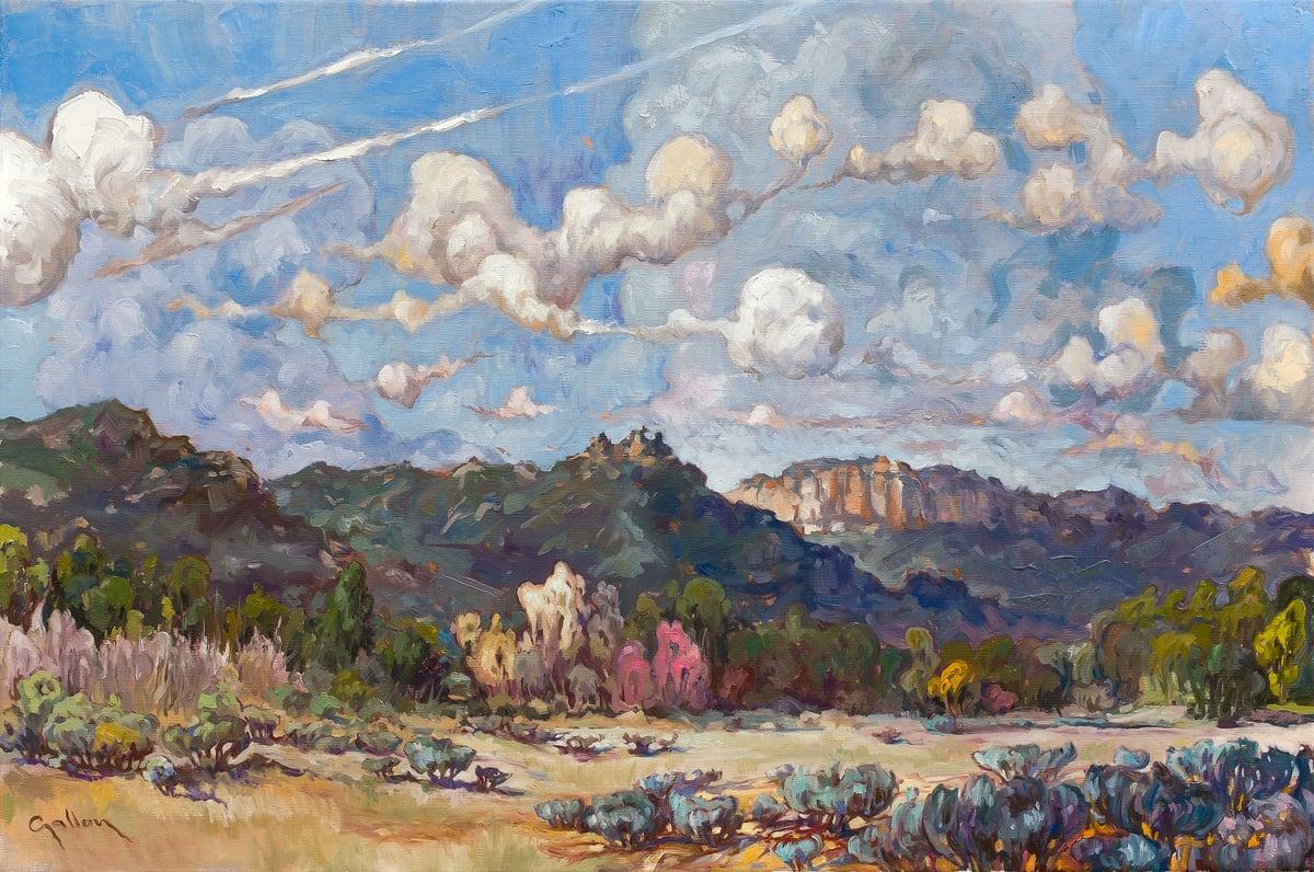 Image of L'Hortus depuis Le Triadou