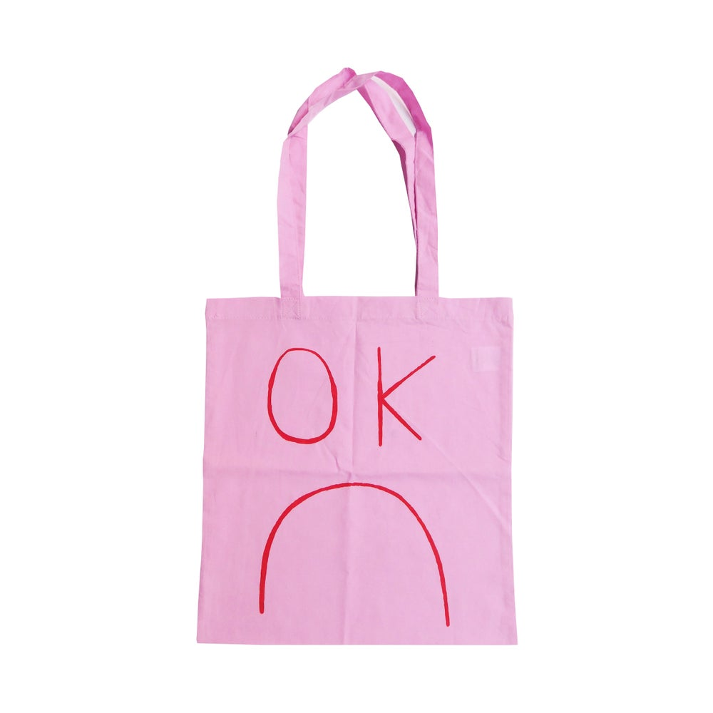 Image of Okay Club Tote Pink