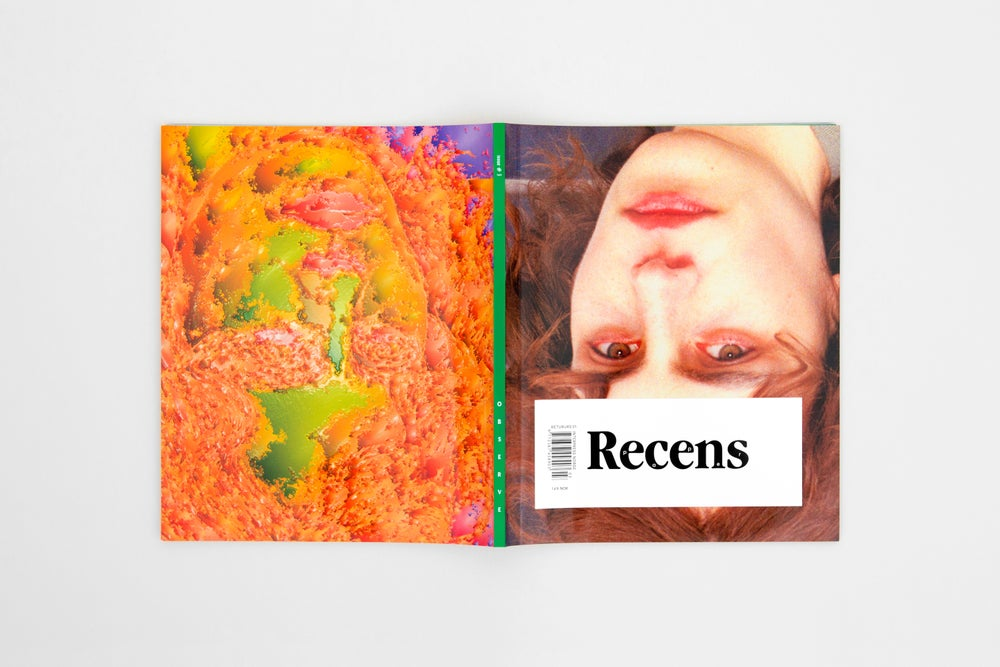 Image of Recens Paper issue 3